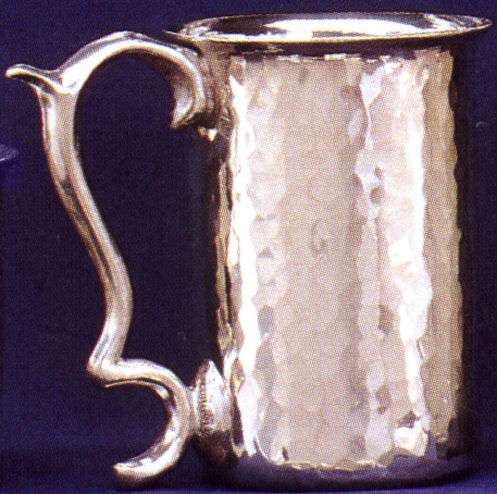 Traditional Pewter Stein