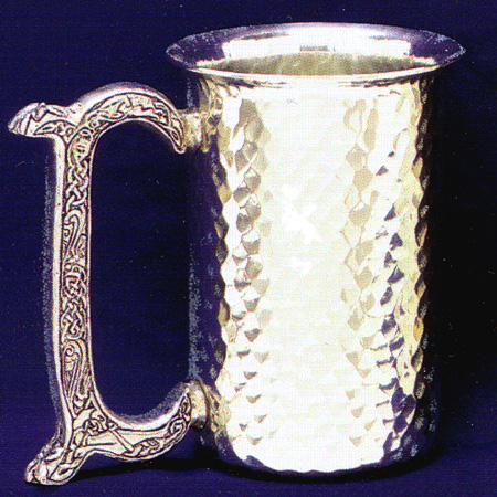 Celtic Small Pewter Stein