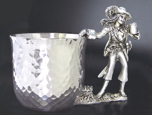 Pirate Girl Cup