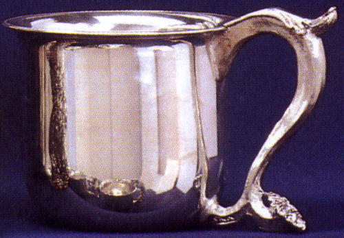 Faire Pewter Cup