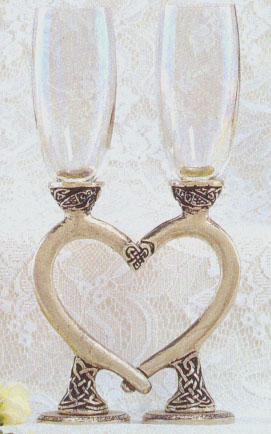 Celtic Smooth Heart Flutes
