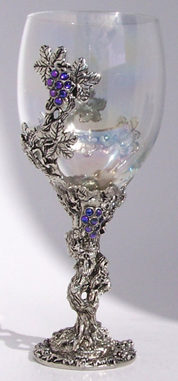 Crystal Vine Glass