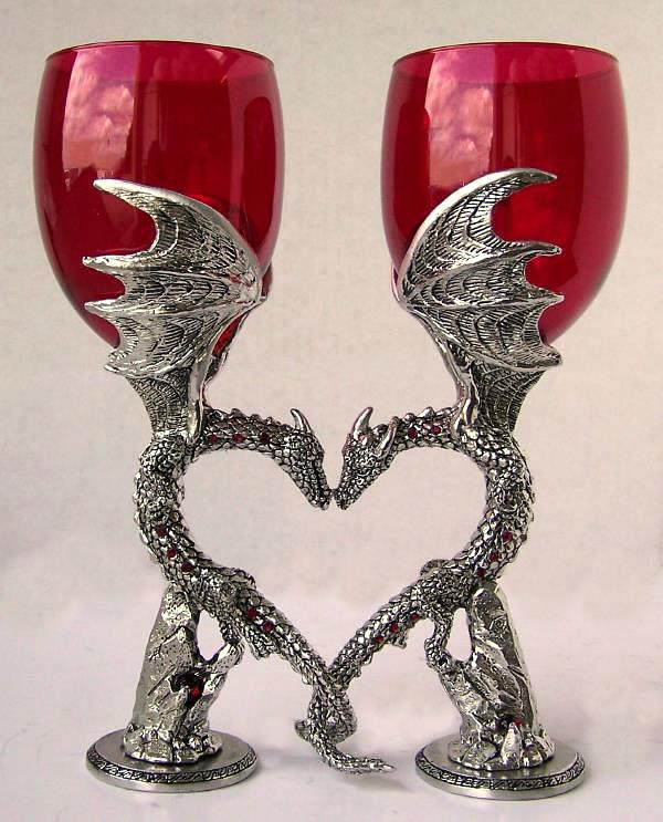 Dragon Heart Wine Pair