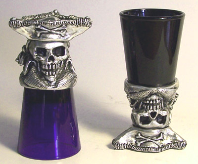 Pirate Glass Shot