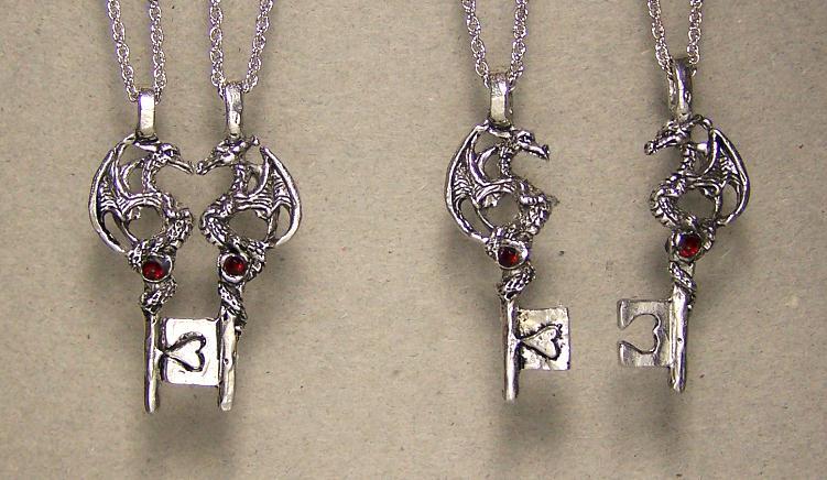 Dragon Key Pair