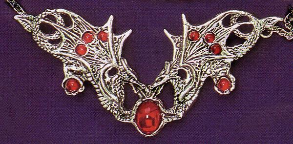 Double Dragon Neckpiece