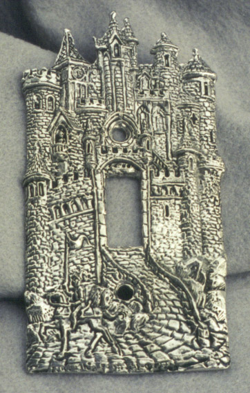 Castle Switchplate