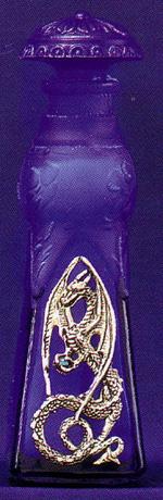 Tall Dragon Perfume Bottle